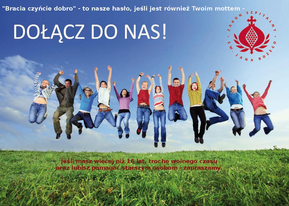 nowy nabor wolontariuszyDGR