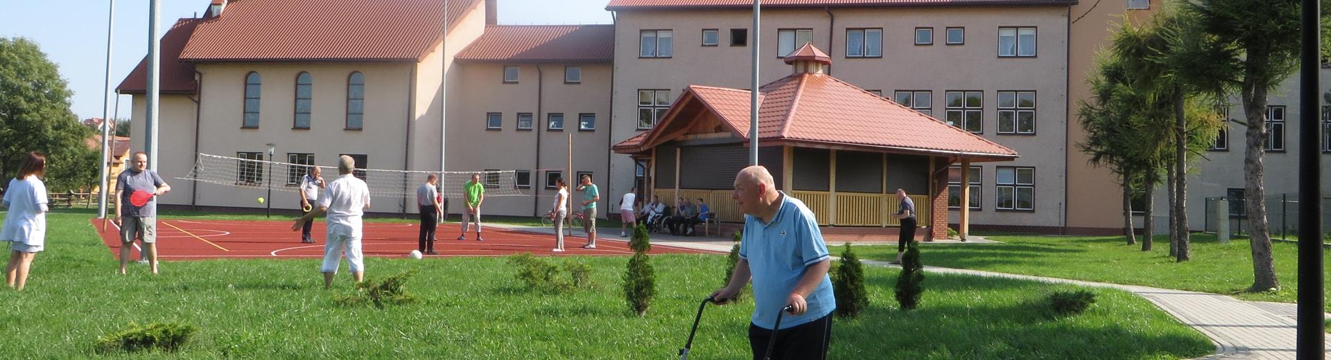 Dom Pomocy Społecznej – Iwonicz