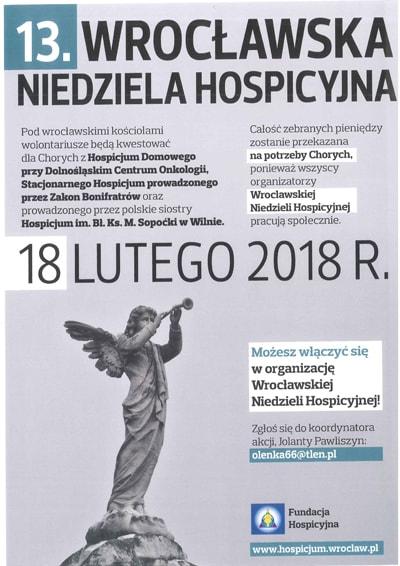 Wrocławska Niedziela Hospicyjna