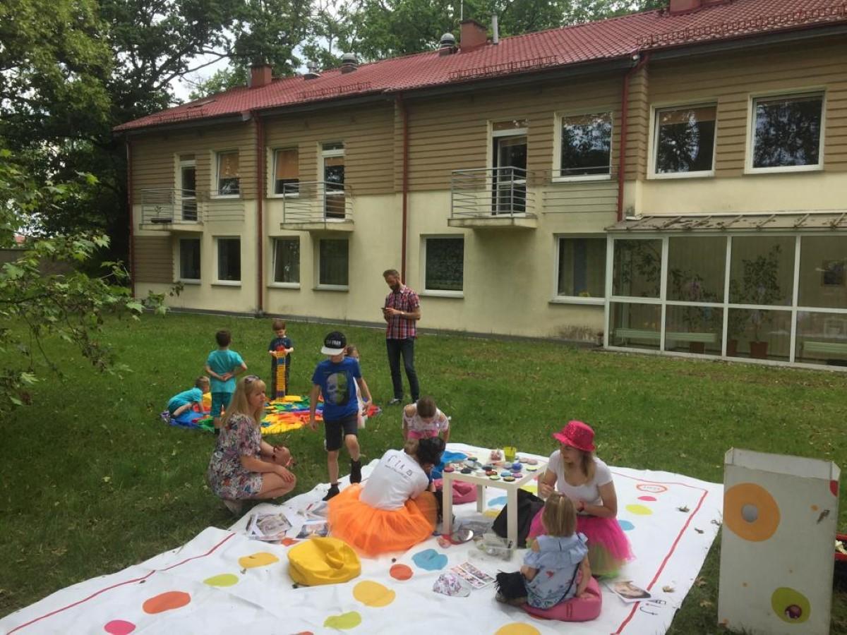 Piknik dla pracowników i rodzin