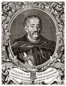 Jan III Sobieski fundator klasztoru