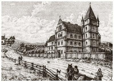 Klasztor Lwów