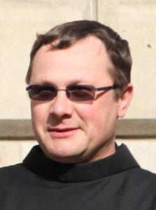 Przeor - brat Grzegorz Wielki OH