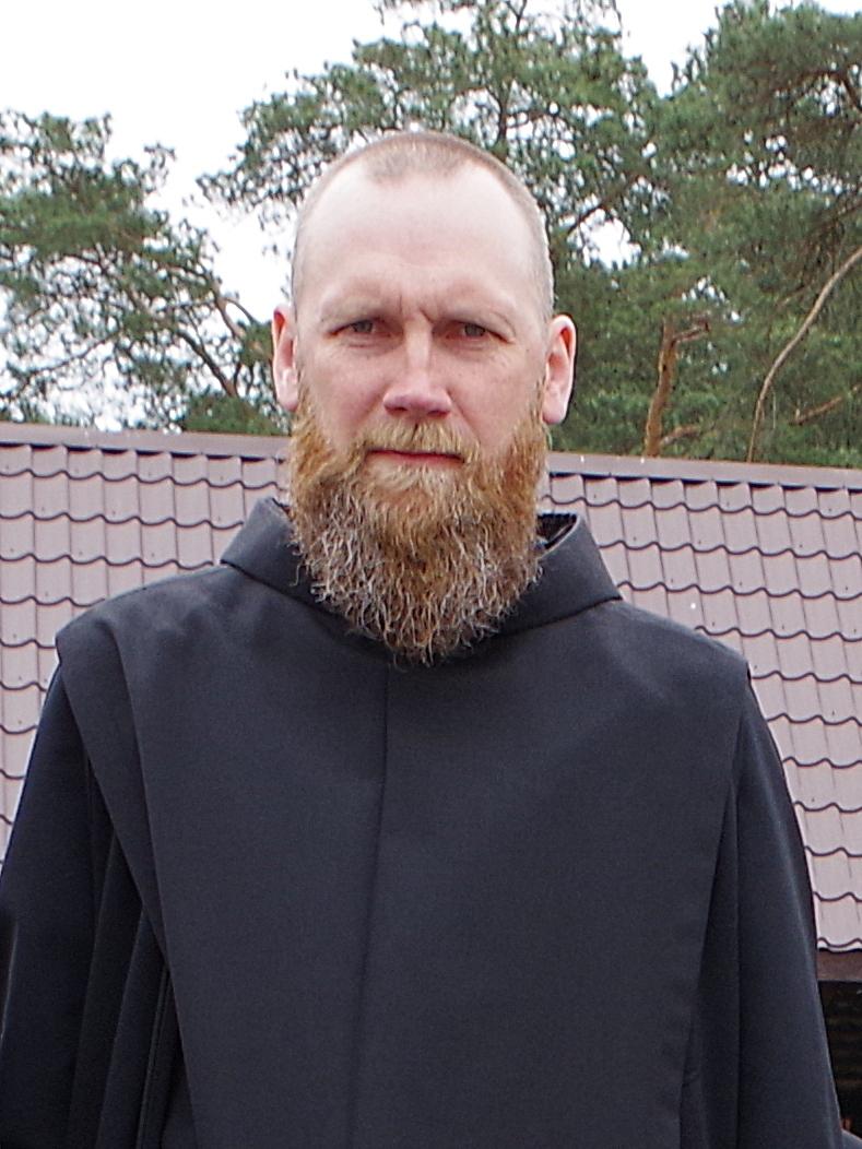 Przeor - brat Paweł OH