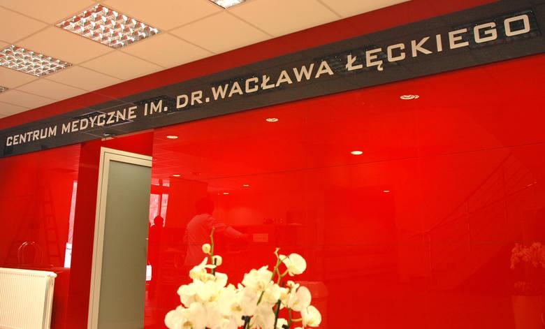 Centrum Medyczne im. dr. Wacława Łęckiego