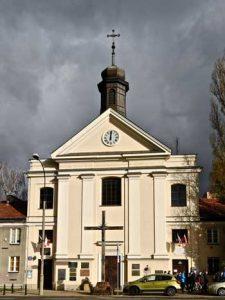 Bonifratrzy Kościół Rektorski Jana Bożego