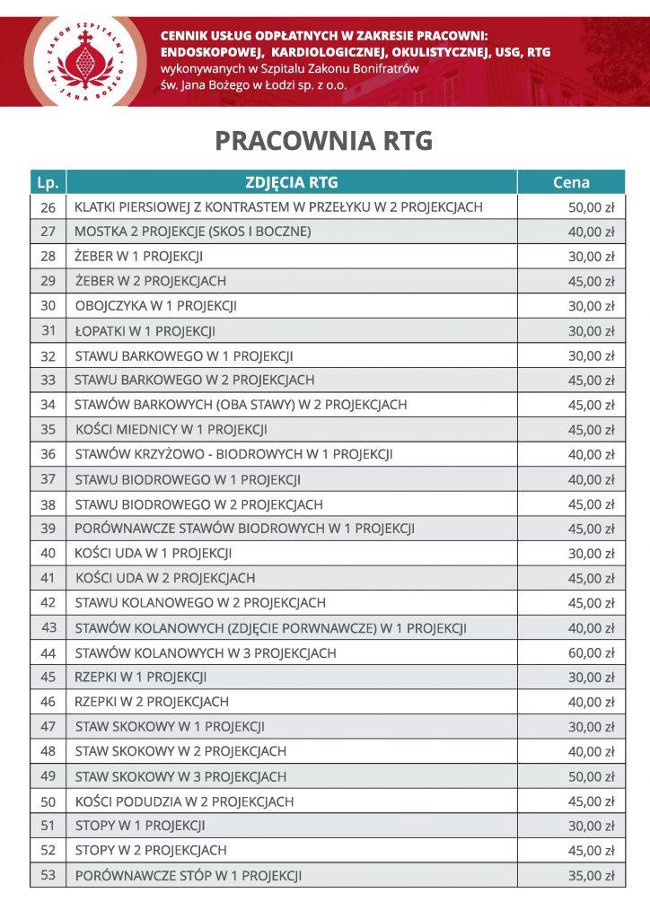 Pracownia RTG cz.2