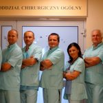 Kadra medyczna - Chirurgia