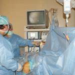 Oddział Ortopedyczny - artroskopia