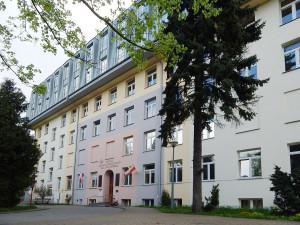 Szpital w Łodzi