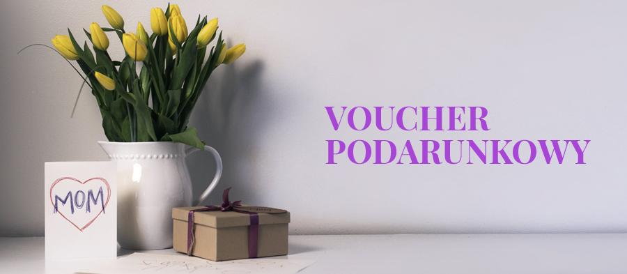 Voucher Podarunkowy - Dzień Matki oraz Dzień Ojca