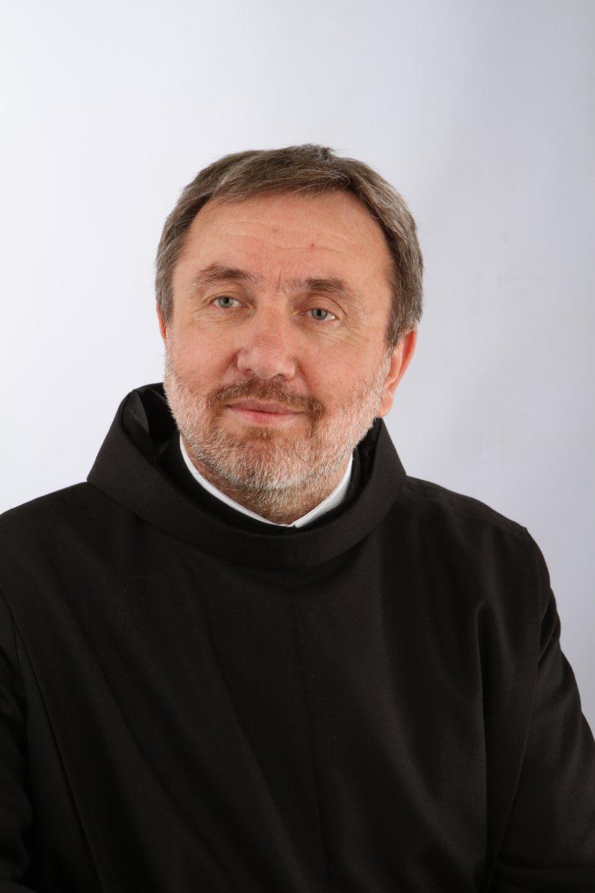 Eugeniusz Kret - Prowincjał