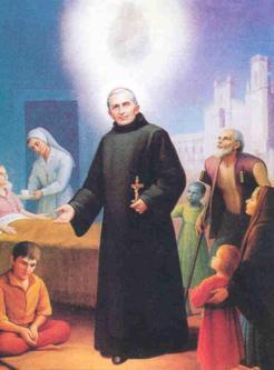 Święty Benedykt Manni