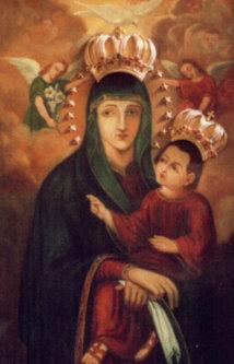Najświętsza Maryja Panna Uzdrowienie Chorych
