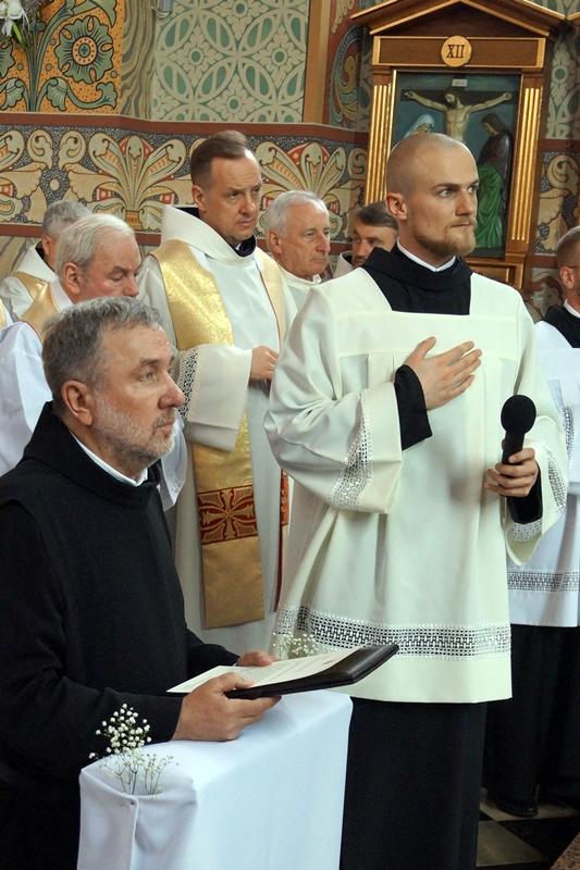 JUBILEUSZ 25-lecia ślubów zakonnych Ojca Prowincjała