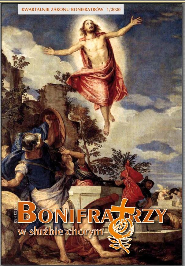 Kwartalnik Bonifratrzy w służbie chorym